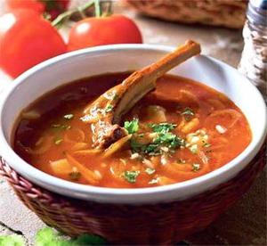 Как приготовить суп Харчо – рецепт из говядины